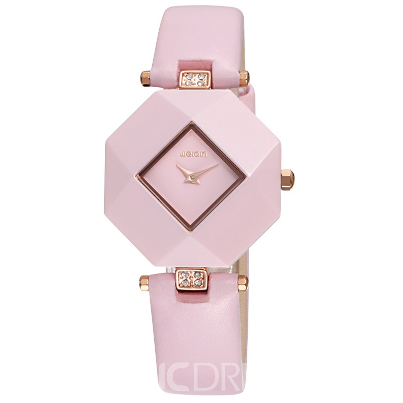 Ericdress JYY Personality Scale Ladies Watch