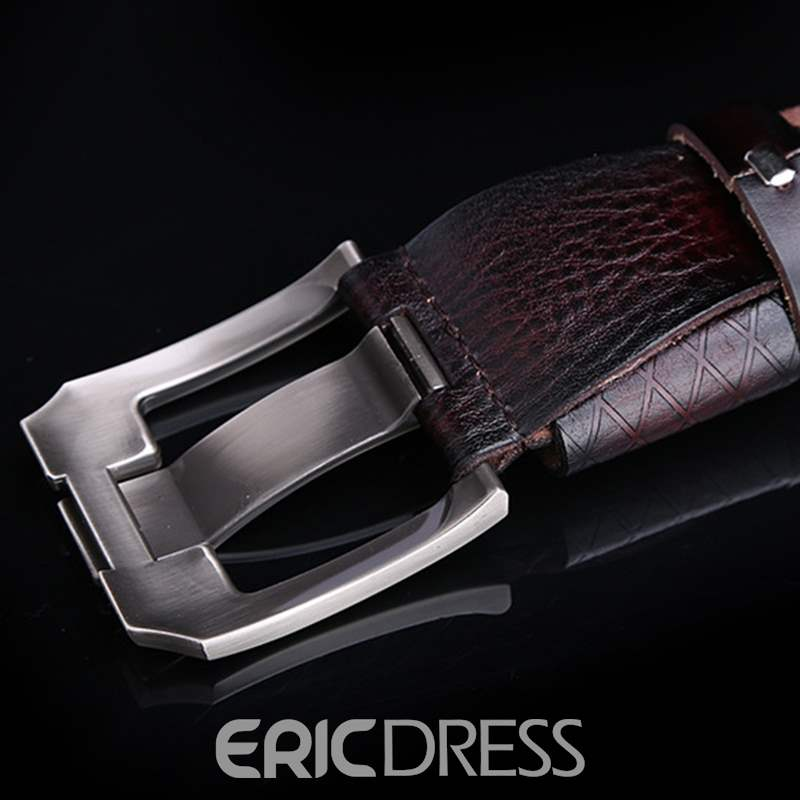Ericdress Vogue Men's Hollow Belt