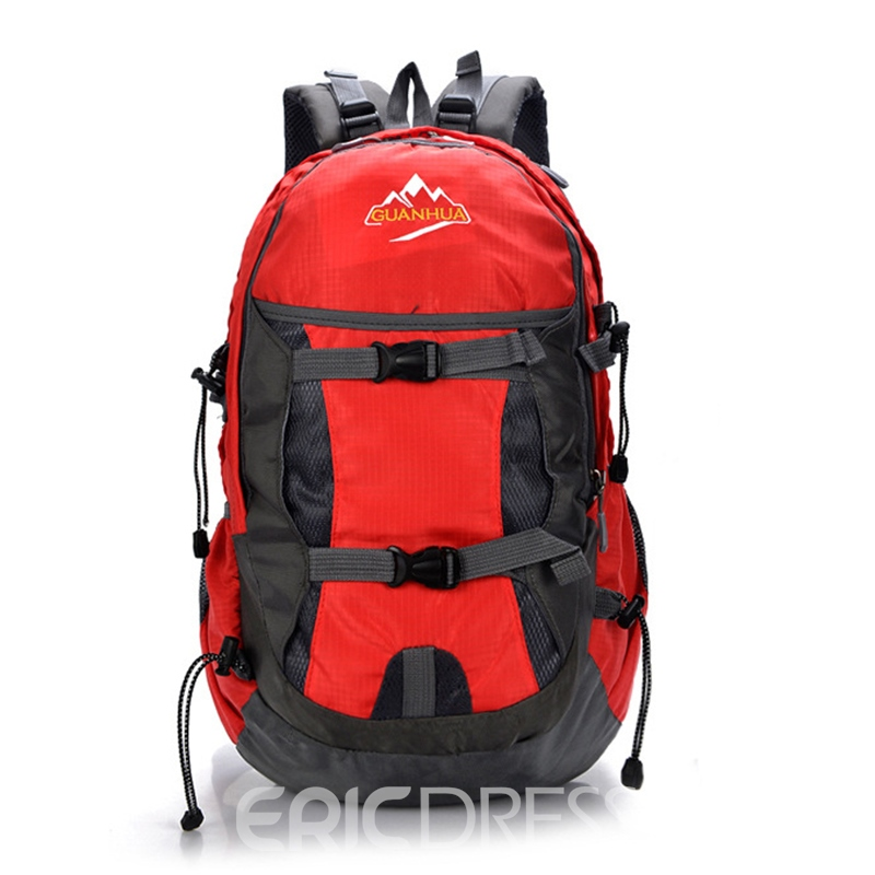 Ericdress Unisex Waterproof Travel Backpack