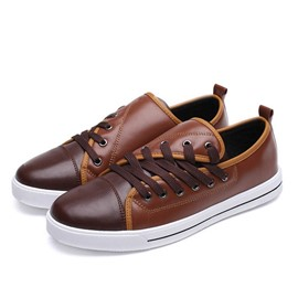 Ericdress Unique Thread Round Toe Men's Casual Shoes