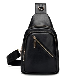 Ericdress Thread Men's PU Sling Bags