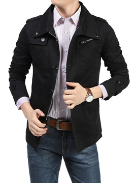 Ericdress Vogue Thin Casual Men's Jacket