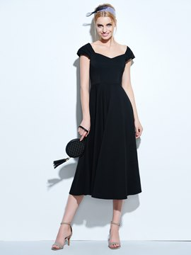 Ericdress Vintage Casual Dress
