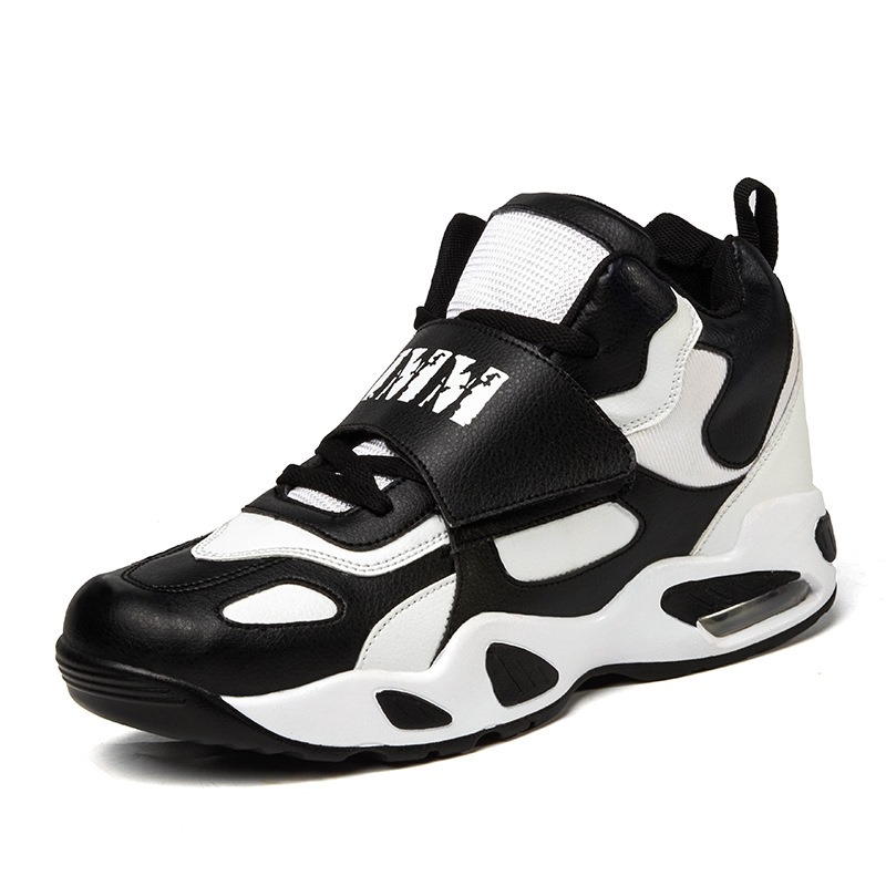 Ericdress Cool Lace-Up Velcro Men's Sneakers