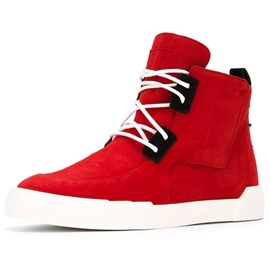 Ericdress Platform Western Lace-Up Round Toe Men's Sneakers