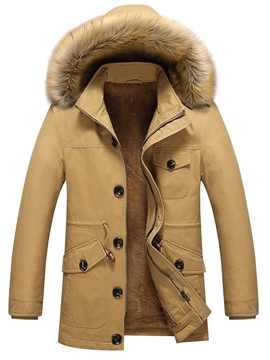 Wool Winter Coats Mens -EricDress.com