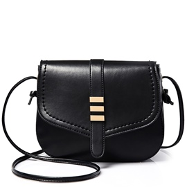 Ericdress Simple Belt Decorated Crossbody Bag