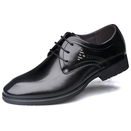 Ericdress Business Lace-Up Men's Oxfords
