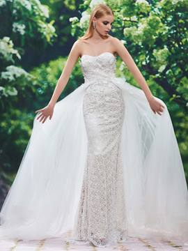 Ericdress Beautiful Sweetheart Mermaid Lace Wedding Dress
