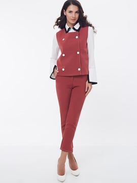 Ericdress Military Style Suit