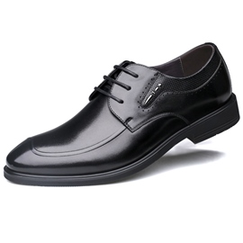 Ericdress Patchwork Thread Men's Oxfords