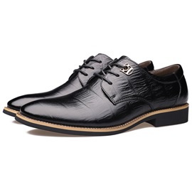 Ericdress Office Embossed Men's Oxfords