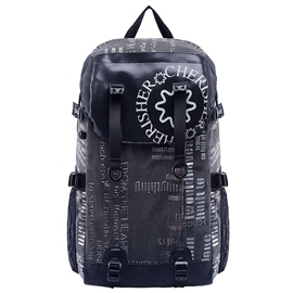 Ericdress Multifunction Print Travel Backpack For Men