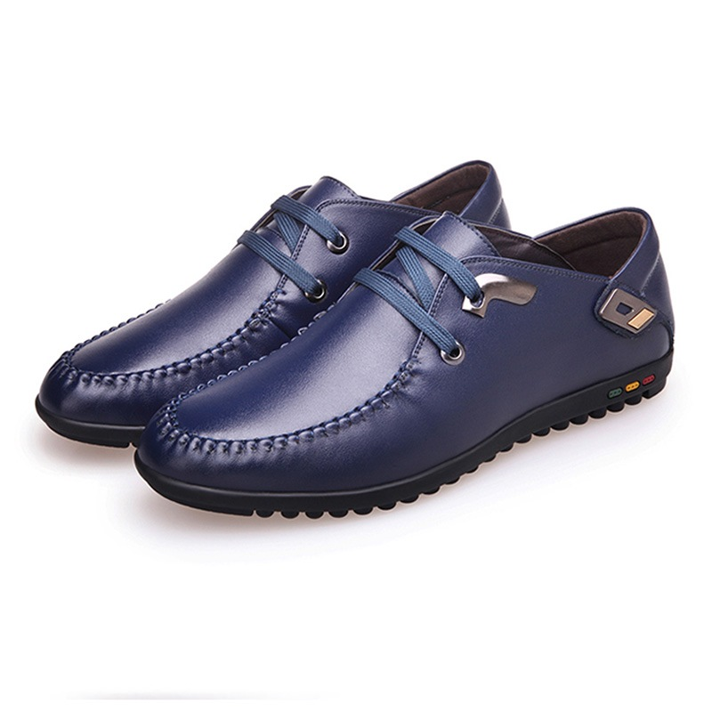 Ericdress Office Round Toe Daily Men's Oxfords