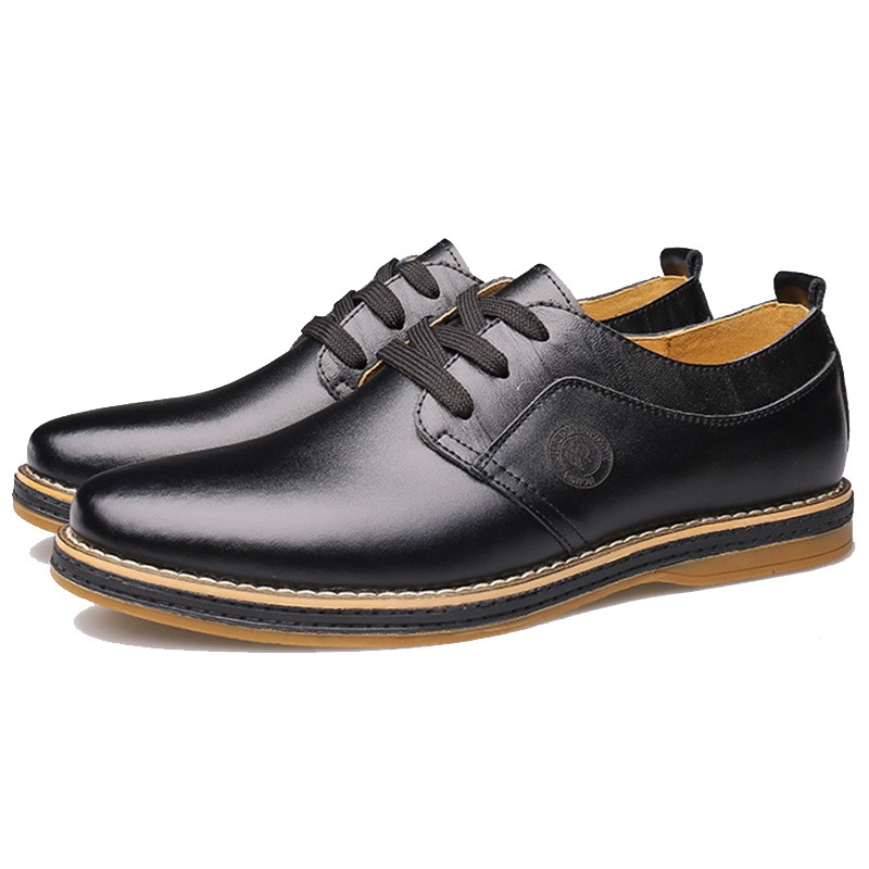 Ericdress Smart Round Toe Men's Oxfords