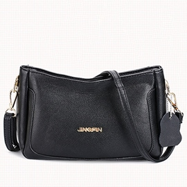 Ericdress Classic Pure Color Crossbody Bag