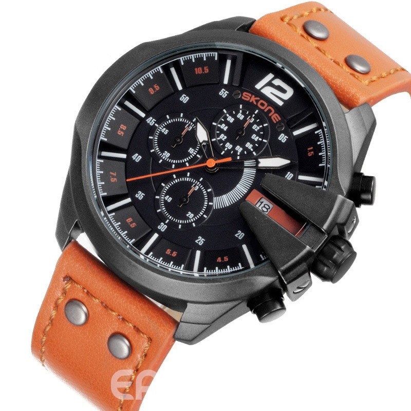 Ericdress JYY Character Right Adjustable Men's Watch