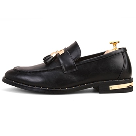 Ericdress New Point Toe Fringe Men's Brogues