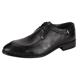 Ericdress Trendy Office Point Toe Men's Oxfords