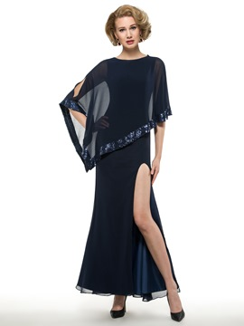 Ericdress elegante Mantel Long Mutter der Brautkleid