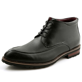 Ericdress Brush-Off Thread High Top Men's Martin Boots