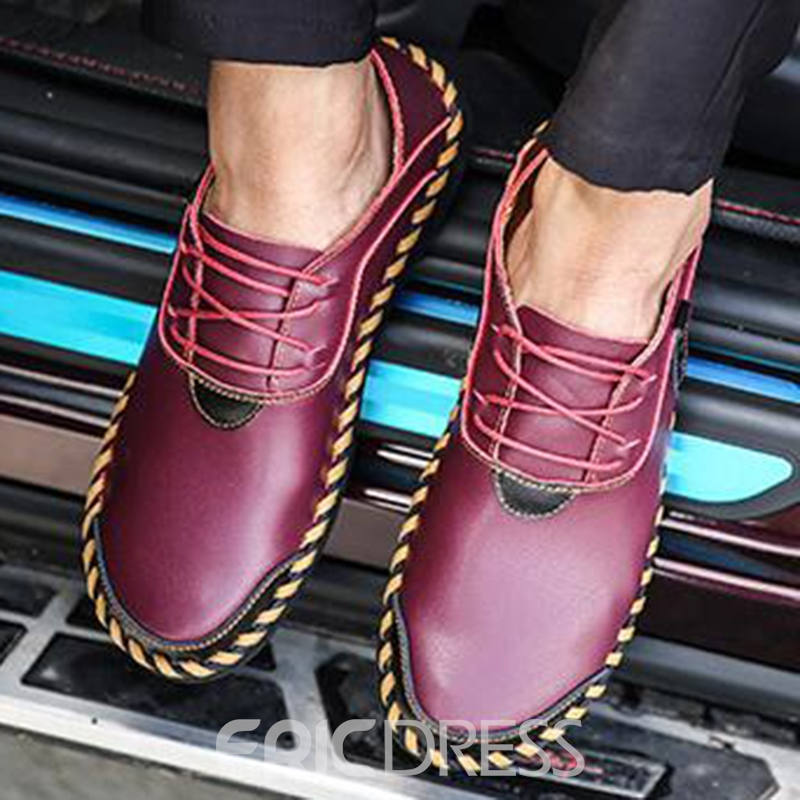 Ericdress Cozy Thread Men's Casual Shoes