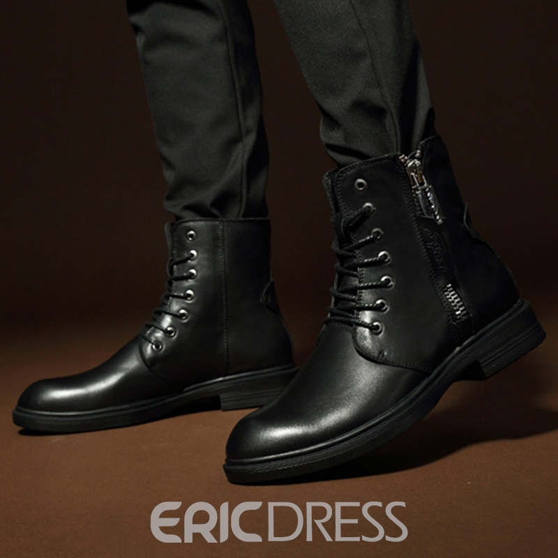 Ericdress New High Top Men's Martin Boots