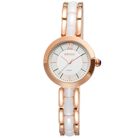 Ericdress Vogue Two-Tone Women's Quartz Watch