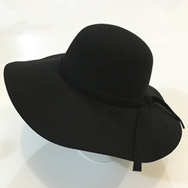 Ericdress Wide Brim Design Fedora Hat