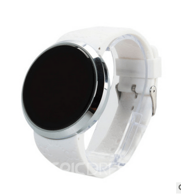Ericdress LED Round Electronic Watch