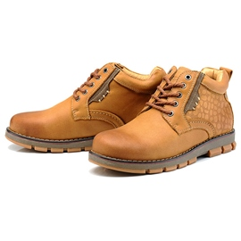 Ericdress Classic Brush Off Men's Martin Boots