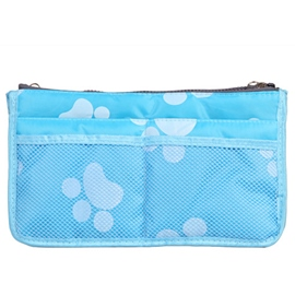Ericdress Multifunction Floral Print Cosmetic Bag