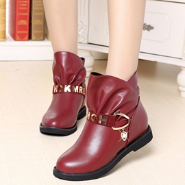 Ericdress Charming Sequins Decorated Ankle Boots