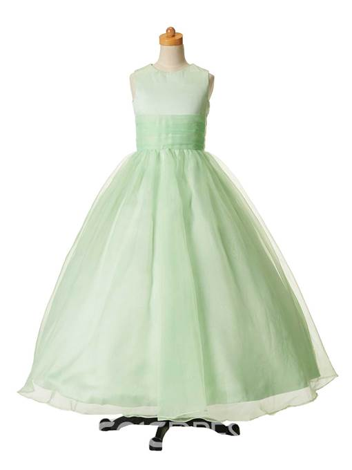 Ericdress Beautiful Jewel Ball Gown Cheap Flower Girl Dress