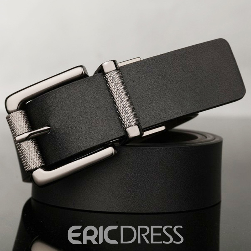 Ericdress High Quality Pin Buckle Business Belt