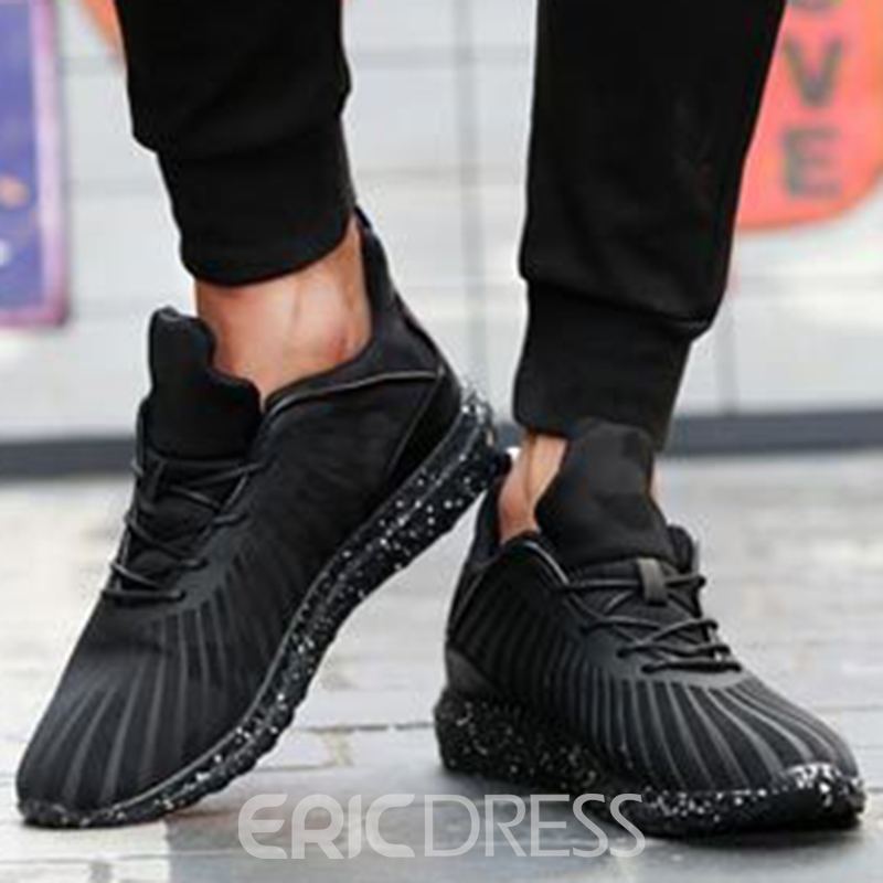Ericdress Special Stirpe Lace up Men's Sneakers