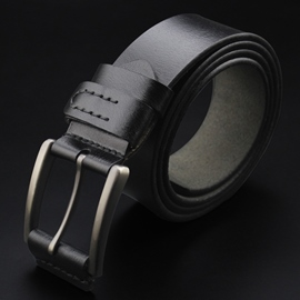 Ericdress Vintage All Match Buckle Belt for Men