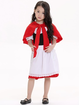 Ericdress Halloween Little Red Riding Hood Kostüm