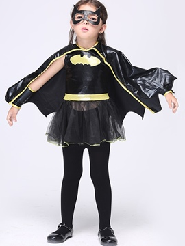 Ericdress Tanz Halloween Batman Cape Kostüme