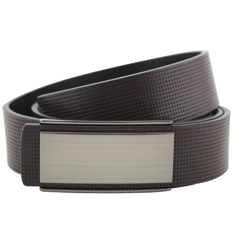 Ericdress All Match Smooth Buckle Men's Belt