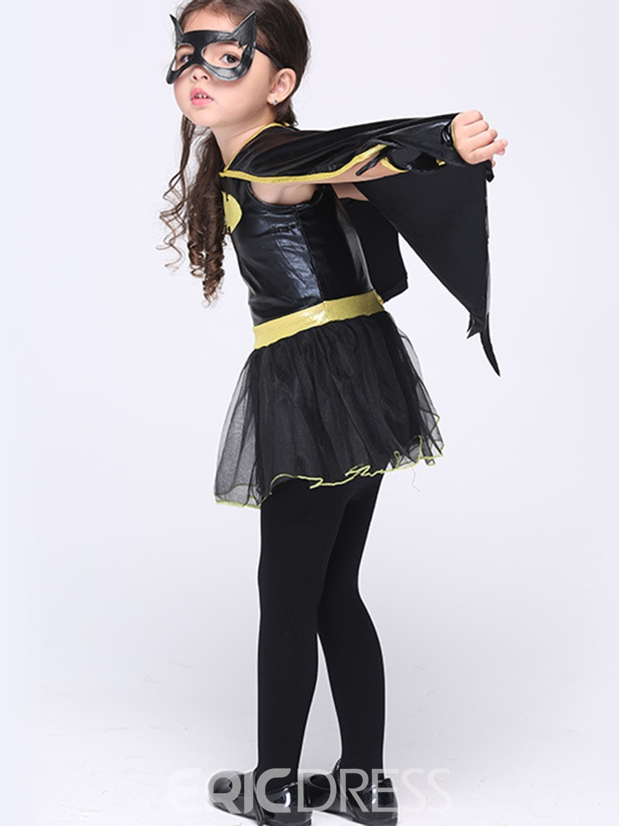 Ericdress Dance Halloween Batman Cape Costumes