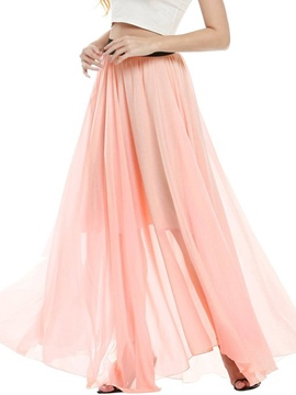 Ericdress Bohemain Maxi Skirt