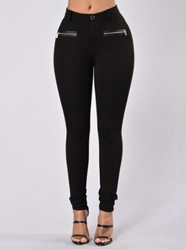 Ericdress Full Length Skinny Pants