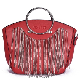 Ericdress Vogue Metal Tassel Handbag