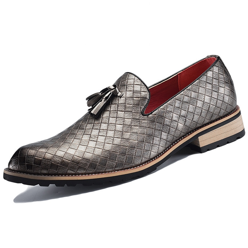 Ericdress All Match Point Toe Tassels Men's Oxfords