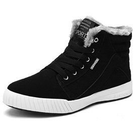 Ericdress Warm Fur Men's Sneakers