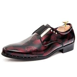 Ericdress Special Point Toe Men's Oxfords