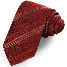 Ericdress Business Style Striped Men's Tie