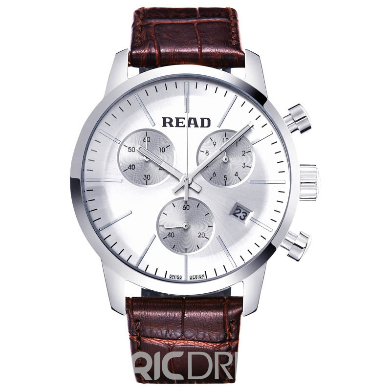 Ericdress JYY Luminous Pointer Waterproof Men's Watch