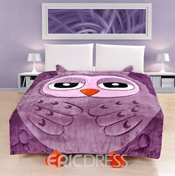 Comforter Polyester Hand Wash Cartoon Bedding Sets